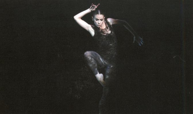 Foto In vacanza con la ballerina