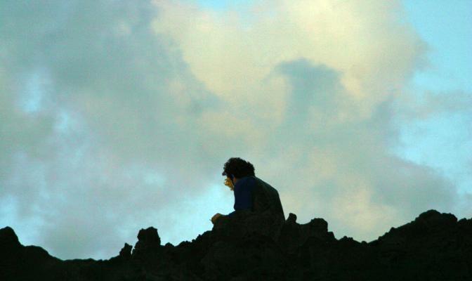 Foto Arte sull'isola-vulcano