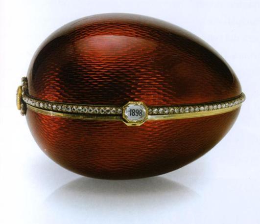 Fabergé e le uova degli Zar