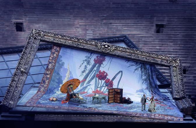 L'Arena e il Festival lirico: La Traviata
