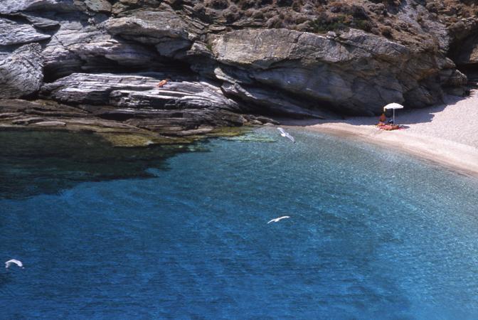 Il mare di Andros