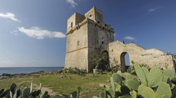 La fortezza di Torre Colimena