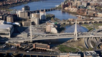 Boston Leonard Zakim Bridge (foto Vittorio Sciosia)