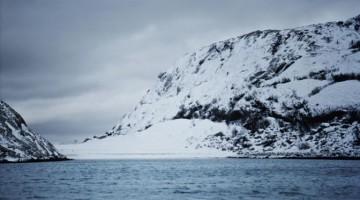 """NOMA: Tempi e luoghi della cucina nordica, René Redzepi"", fiordo norvegese © Ditte Isager/ courtesy Phaidon Press"