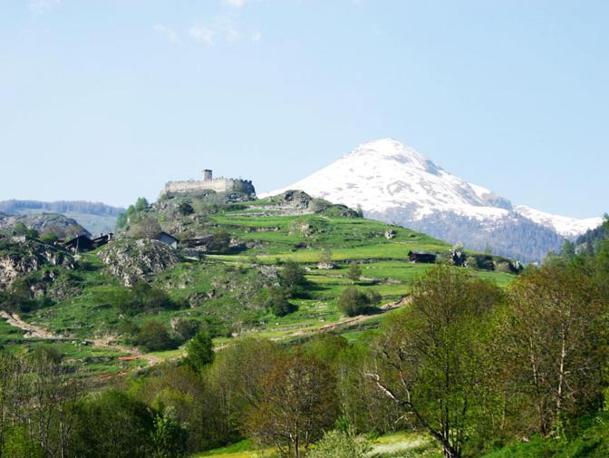 Primavera tra i castelli