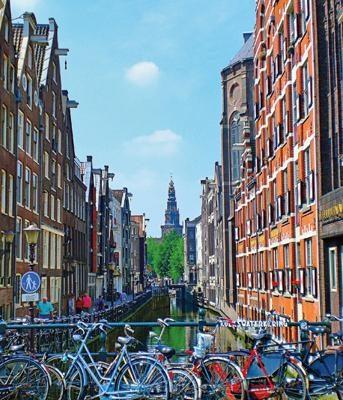 Foto Amsterdam anti-crisi