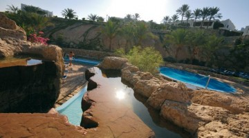 Domina Coral Bay: all'interno del resort si trova l'Elisir, la più esclusiva spa egiziana che offre percorsi benessere di talassoterapia e trattamenti per corpo e viso
