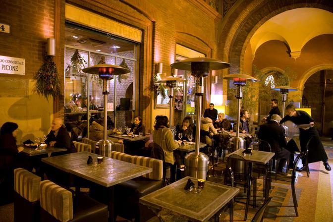 Aperitivi al Cafè Le Palais