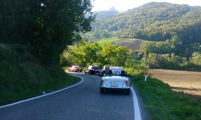 Foto GP Nuvolari: l'arrivo