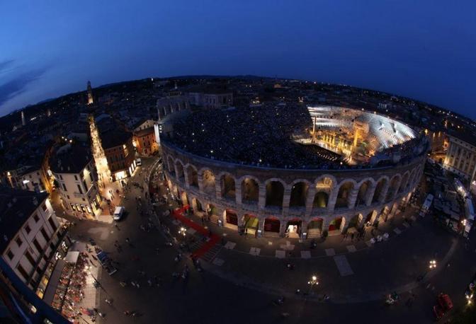 Arena, il meglio della stagione 2012