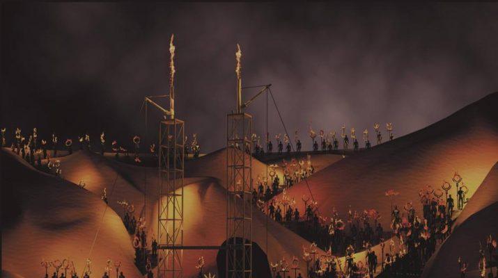 Foto La Fura dels Baus incontra Verdi all'Arena
