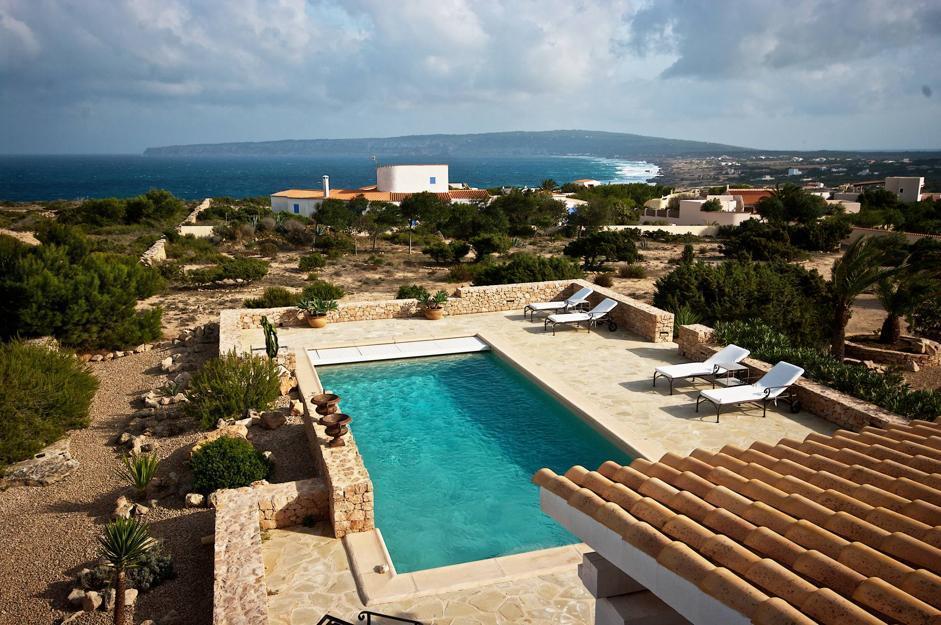 Formentera, spiagge e fincas: LE FOTO