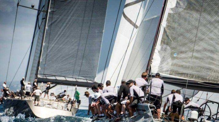 Foto Rolex Capri Sailing Week Volcano Race 2013