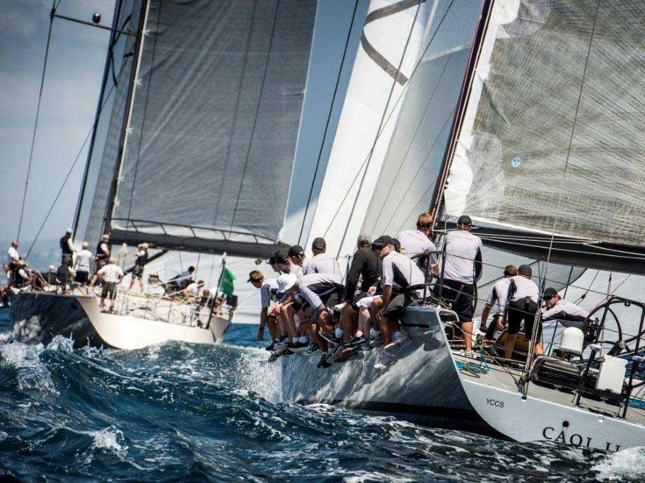 Rolex Capri Sailing Week Volcano Race 2013