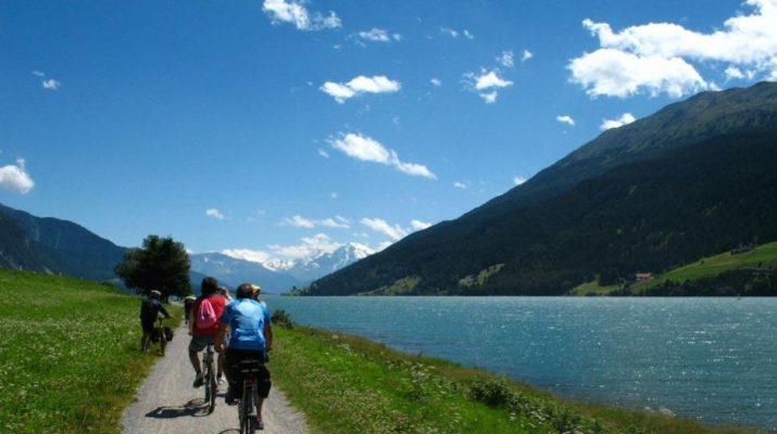 Foto In bici dal Garda al Po