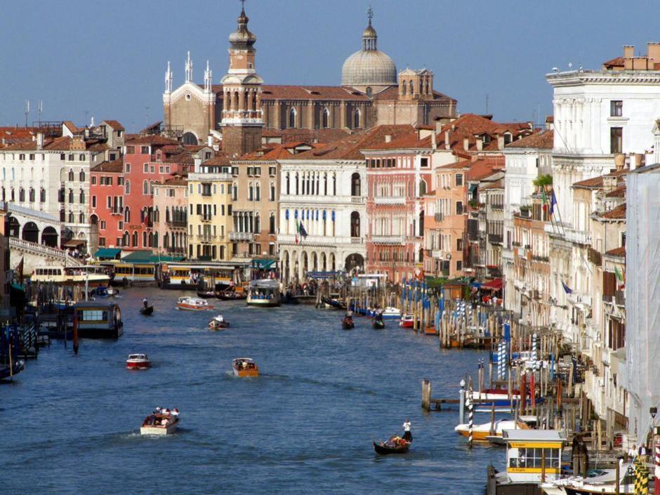 Venezia: scorci e fritture di pesce