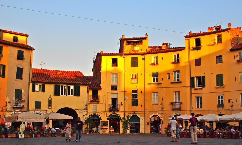 Lucca: 500 anni tra queste mura