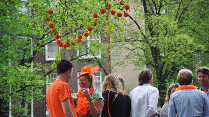Foto Primavera ad Amsterdam