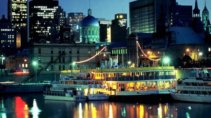Foto Montréal en Lumière