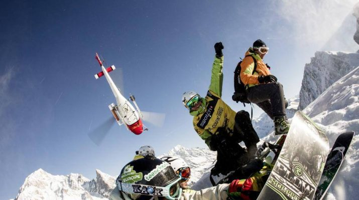 Foto Freeride World Tour 2013