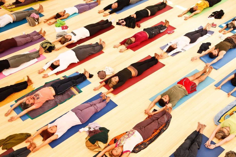 Milano respira: arriva lo YogaFestival