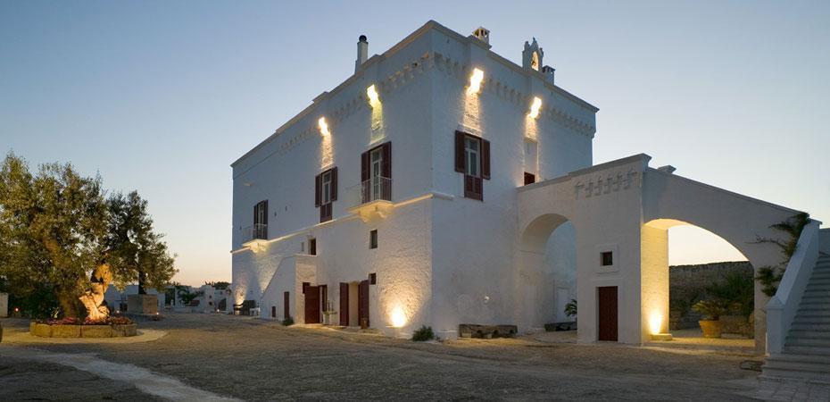 Puglia: fatti bella in Masseria