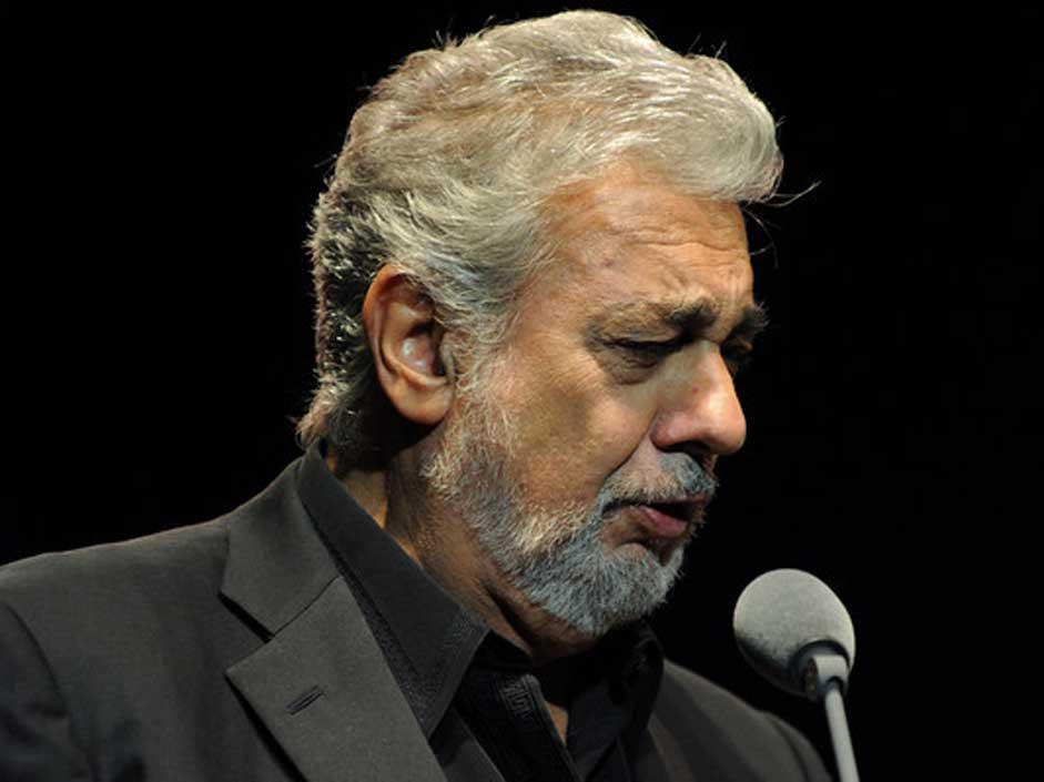 Placido Domingo a Verona
