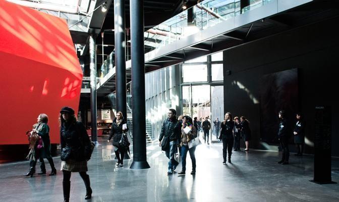 Foto Tra musei e gallerie