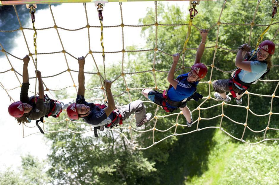 Austria per famiglie tra parchi avventura e terme