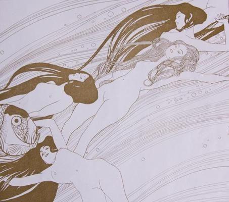 Foto I nudi di Klimt