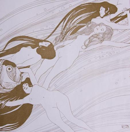 I nudi di Klimt