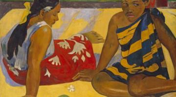 Uno dei quadri di Gauguin esposto al Museo Thyssen-Bornemisza di Madrid fino al 13 gennaio 2013 (foto: ©Museo Thyssen)