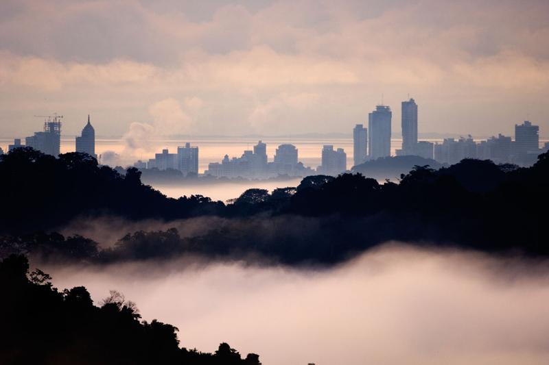 Panama City si è piazzata al primo posto dei must go del 2012 nell'annuale lista del New York Times (foto: Alamy/Milestonemedia)