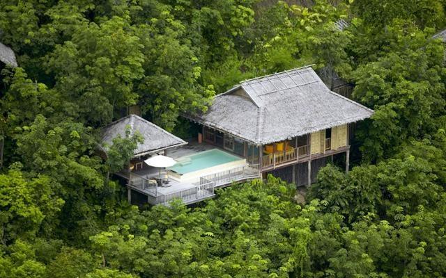 Foto Ambiente: gli eco-hotel più belli del mondo