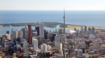 Toronto è considerata la Hollywood del nord, perchè vanta numerose produzioni televisive e cinematografiche (foto: Tourism Toronto Image Gallery)