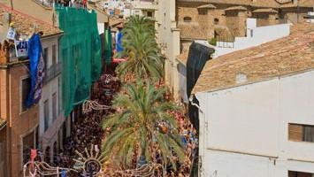 Buñol è una pittoresca cittadina che si trova a un?oretta di auto da Valencia (foto: Alamy/Milestonemedia)