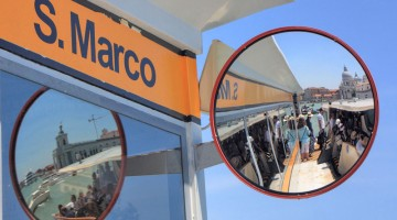 Stop in Piazza San Marco: la si raggiunge con i vaporetti della città (foto: Alamy/Milestonemedia)