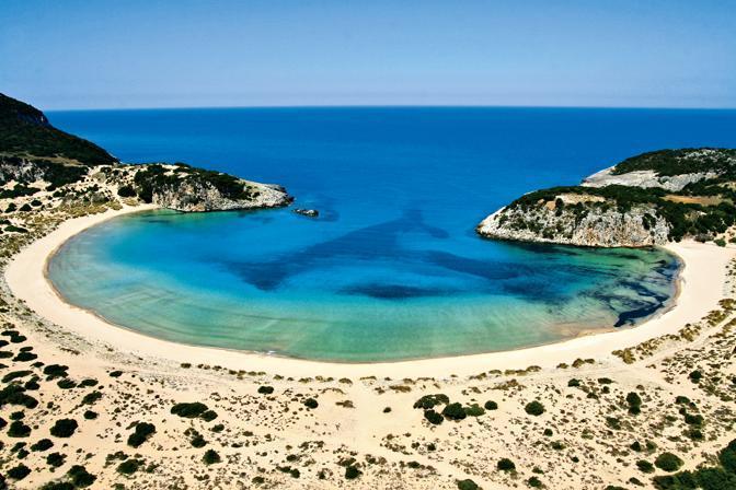 Peloponneso: primo mare