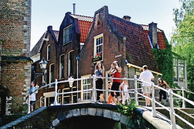 Olanda, break fiammingo
