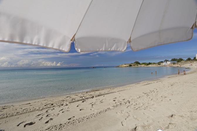 Spiagge libere e masserie