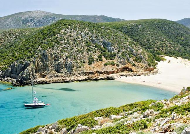 Sardegna, l'isola in fiore
