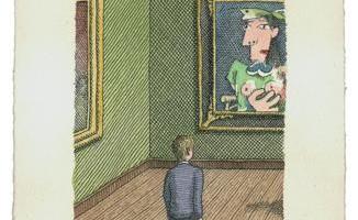 """""""Più felice del mondo"""" di Umberto Pasti (illustrazioni di Pierre Le Tan)"""