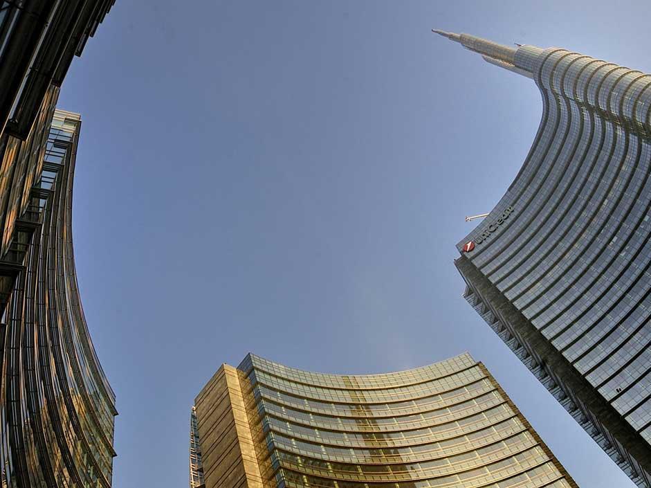 Come cambia Milano: LE FOTO