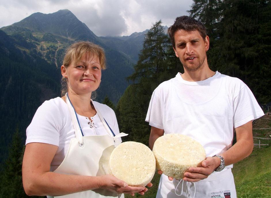 Foto I formaggi più buoni e strani del mondo