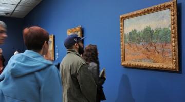 La Fondazione Van Gogh vanta una collezione con più di 200 dipinti, 500 disegni e ben 750 lettere dell?irrequieto artista