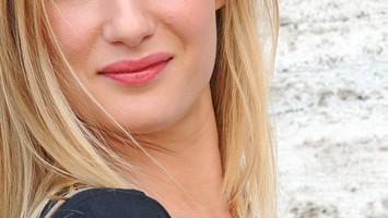 La madrina del 2013 è la bella Eva Riccobono (foto: Olycom)
