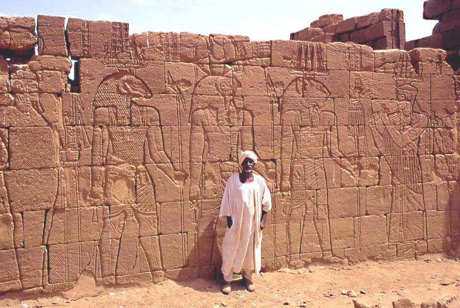 Sudan, le altre Piramidi