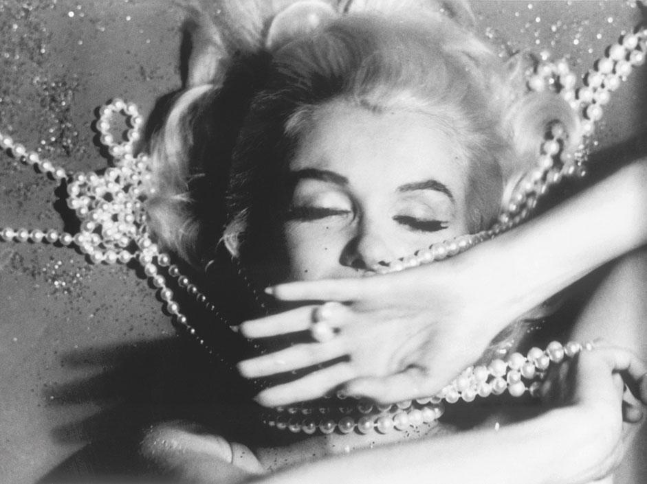 Foto Bert Stern e i ritratti intimi delle star
