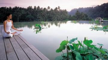 Bali è chiamata l'isola degli dei, un paradiso per gli amanti della meditazione