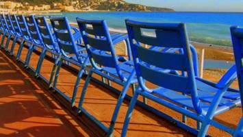 Il pittoresco e colorato lungomare di Nizza (foto:Flickr/olivier bareau)